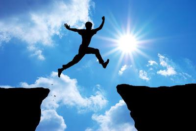 salto coraggio